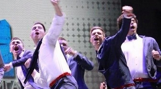 """""""Первая Олимпийская"""" продолжает беспроигрышную серию."""